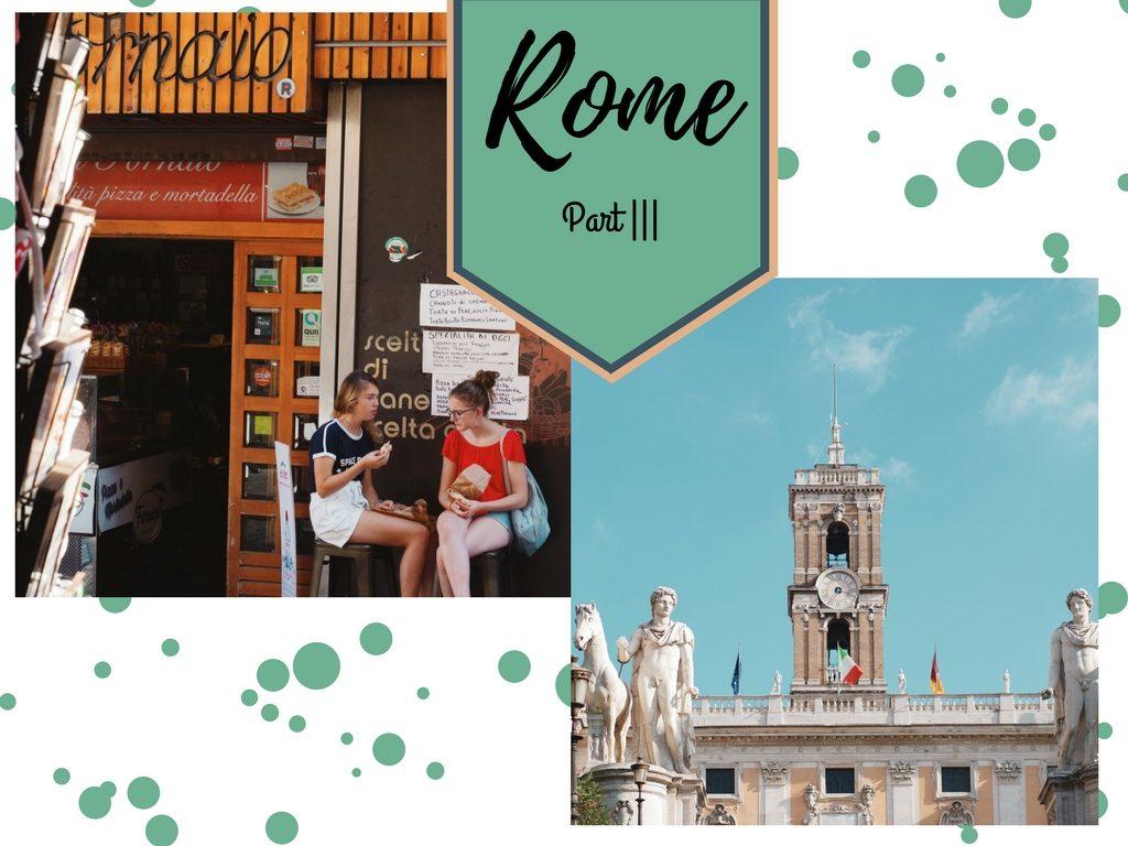 Rome Part |||