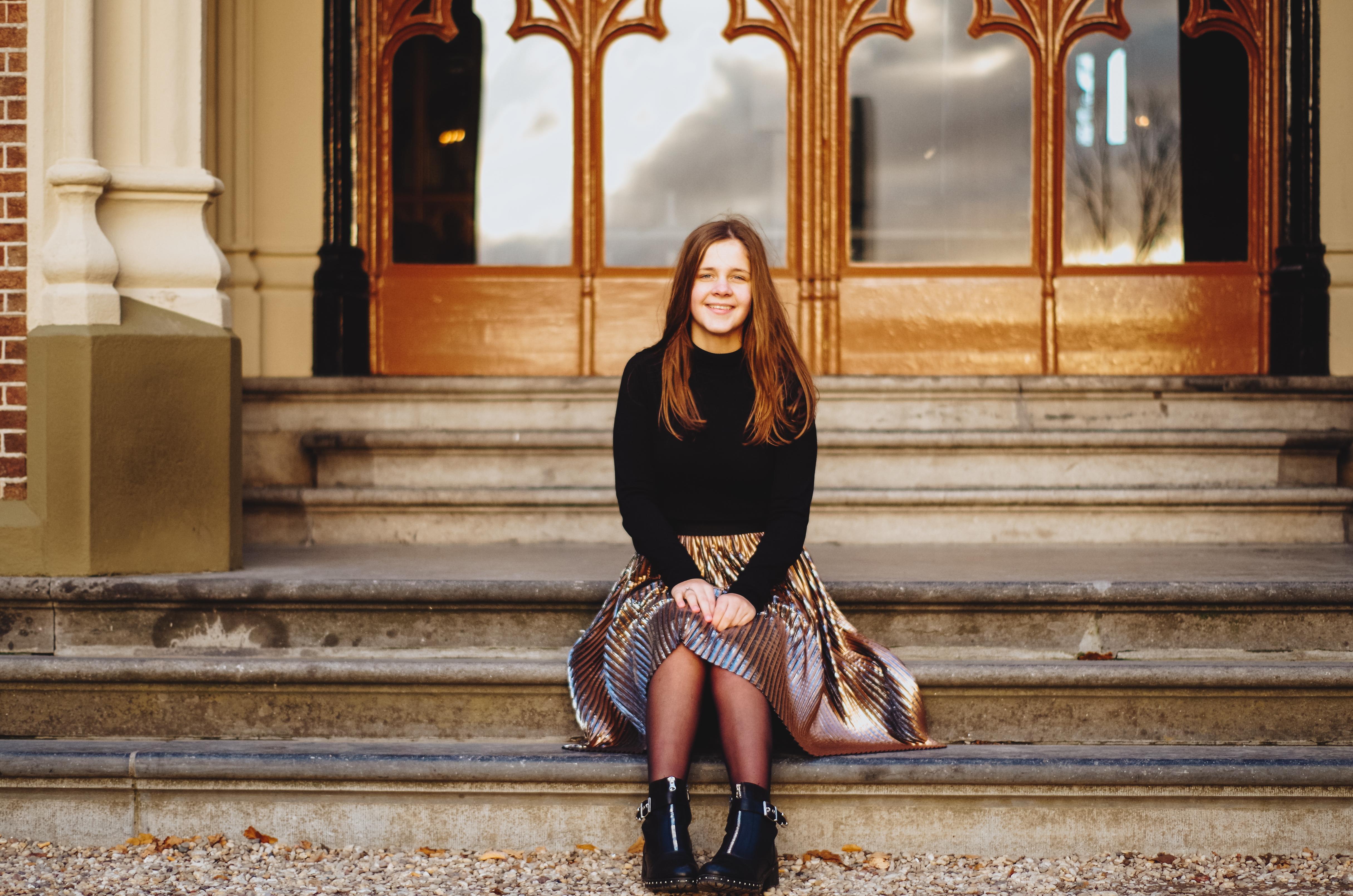 autumn skirt