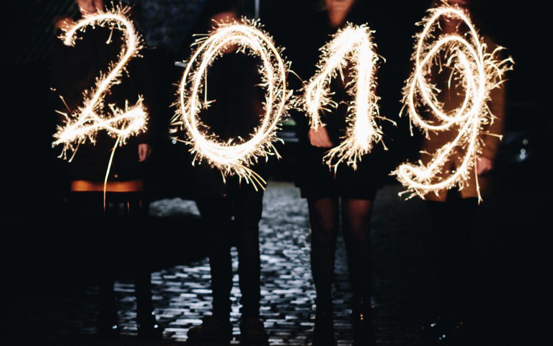 Dear 2018,