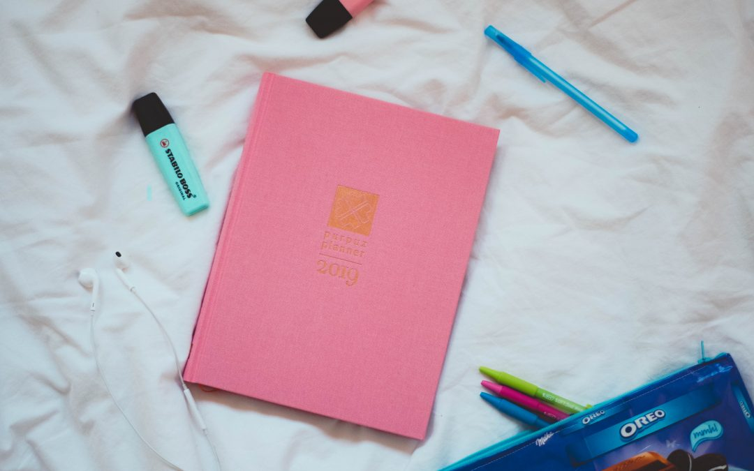 P.P.P, my own Pink Purpuz Planner