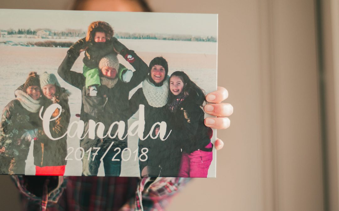 Canada Diaries Part ||||    het fotoboek