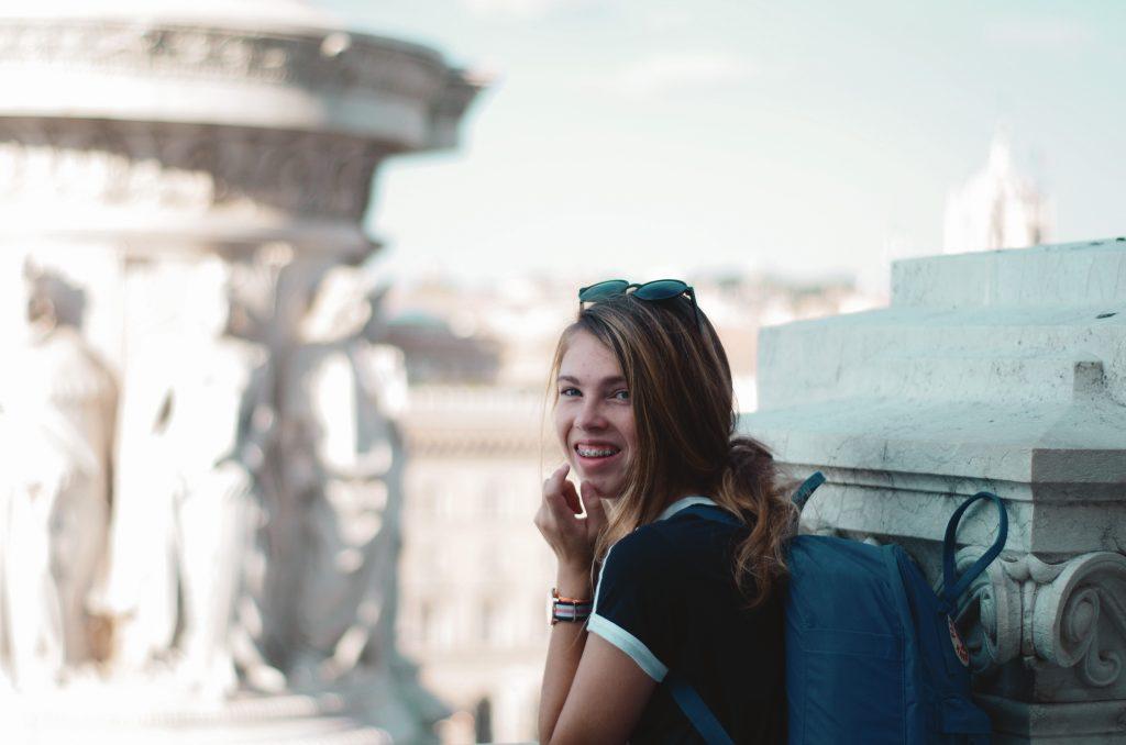 Fjallräven in Rome