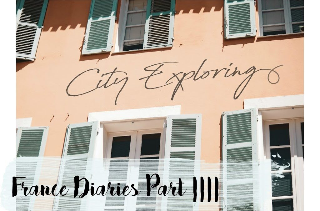 France Diaries Part     